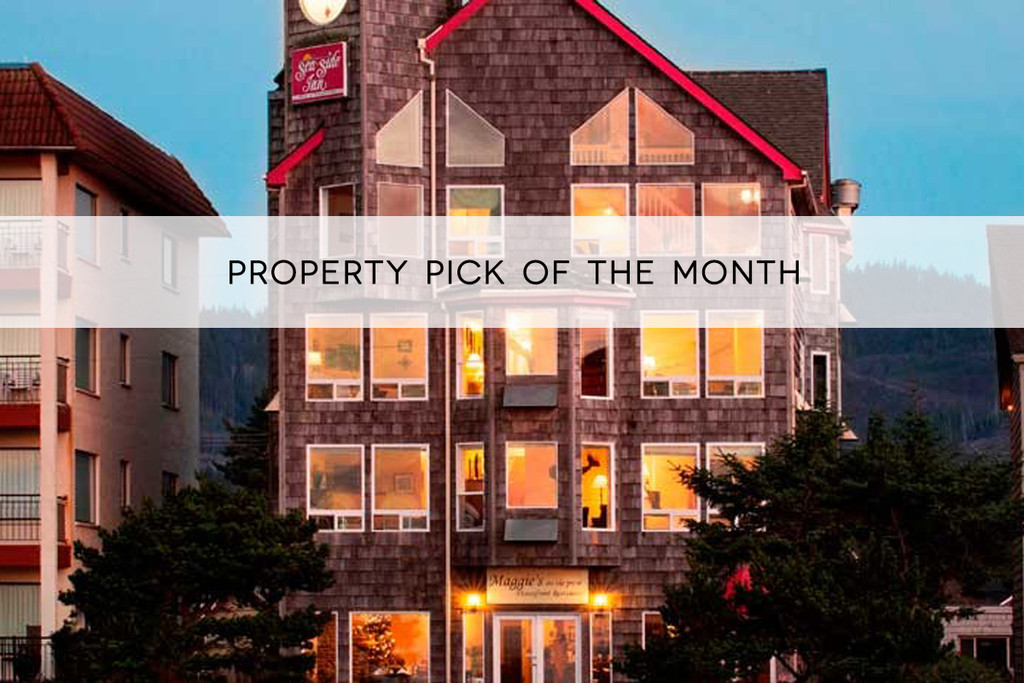 Property Pick of the Month: Seaside Oceanfront Inn