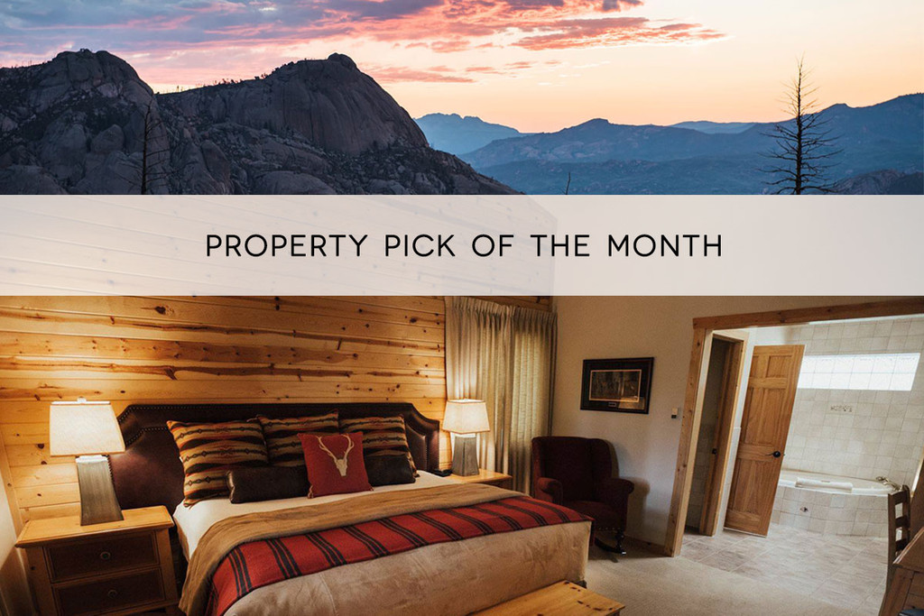 Property Pick of the Month: Lost Valley Ranch