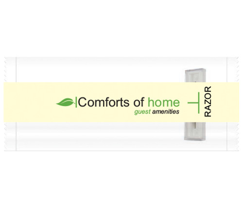 Comforts of Home Razor (case pack of 100)