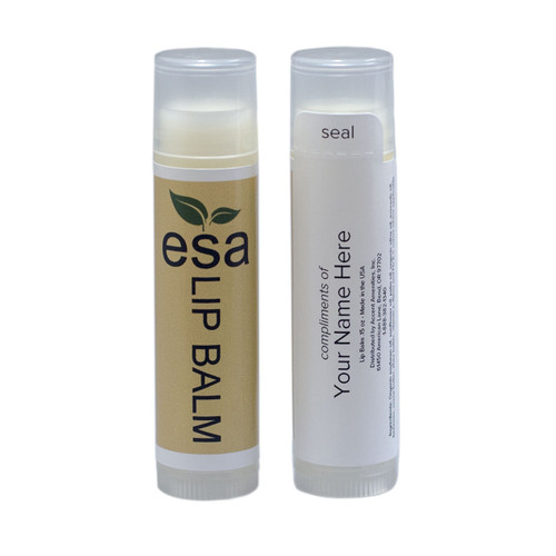 esa Co-Branded Lip Balm