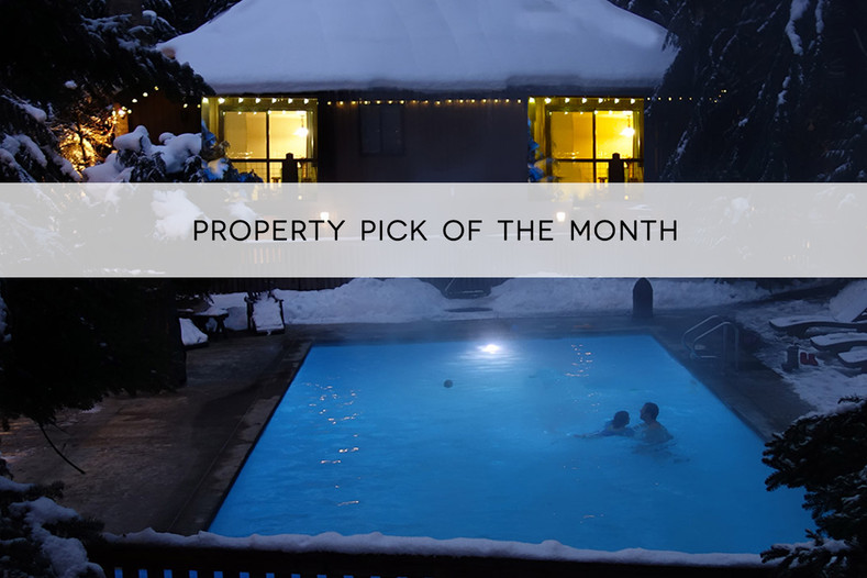 Property Pick of the Month: Alta Crystal Resort