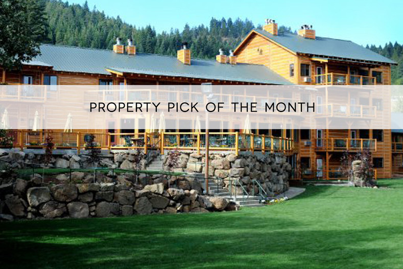 Property Pick of the Month: Callahan's Mountain Lodge