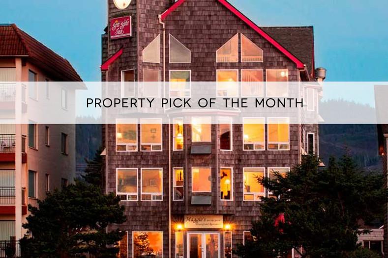 Property Pick of the Month: Seaside Oceanfront Inn