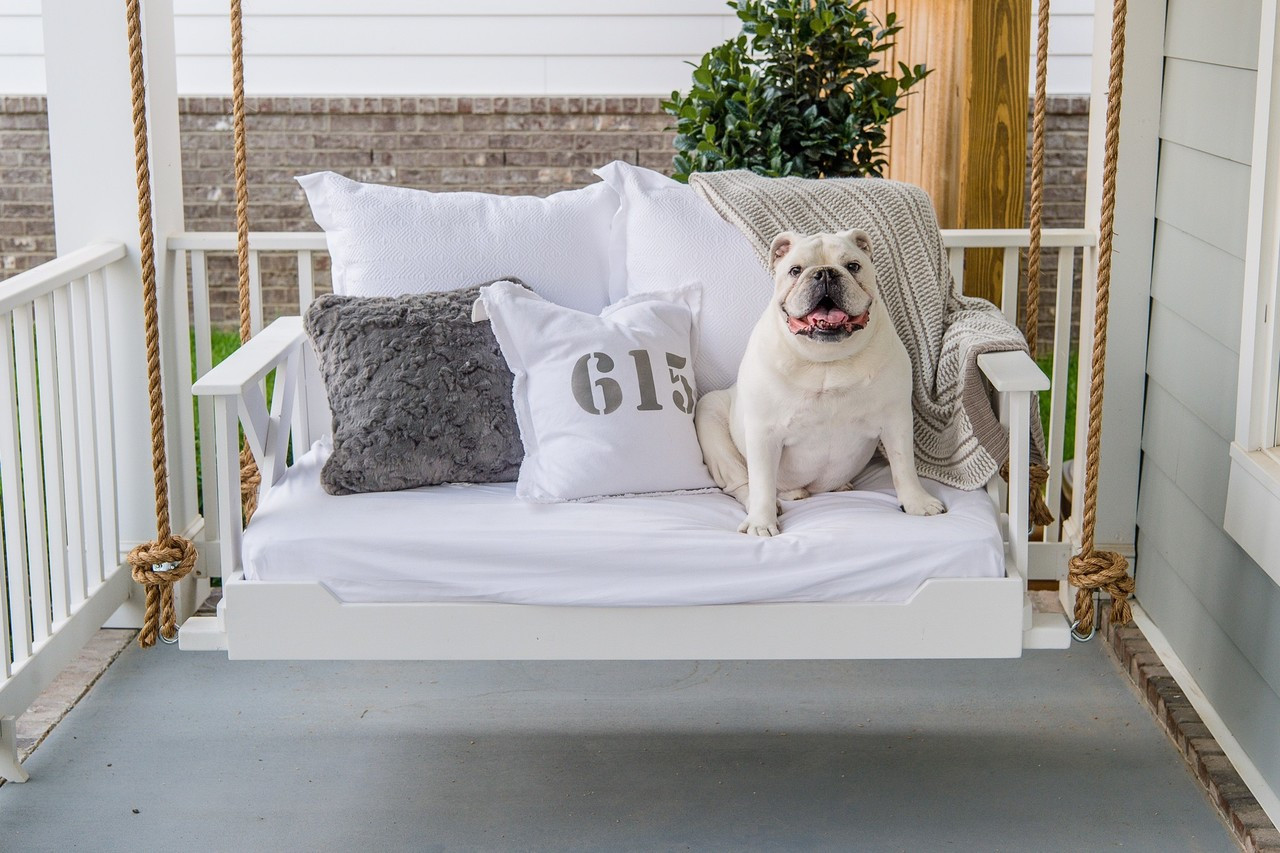 absolutely porch fabulous kindesign outdoor enjoyment bed swing summertime beds for