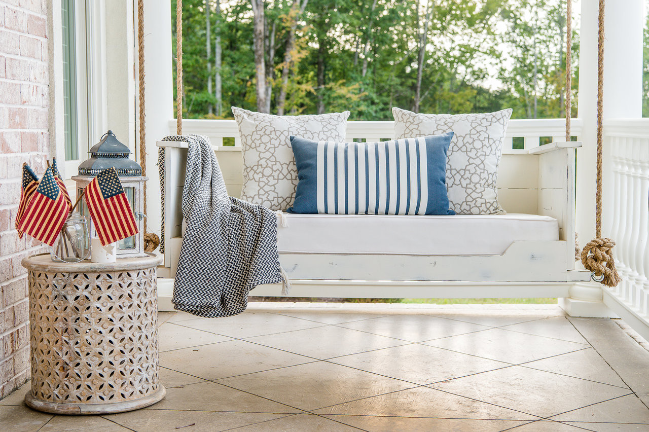 with living browse porch cushion deep seating garden walmart bed belham beach com swing beds brighton patio
