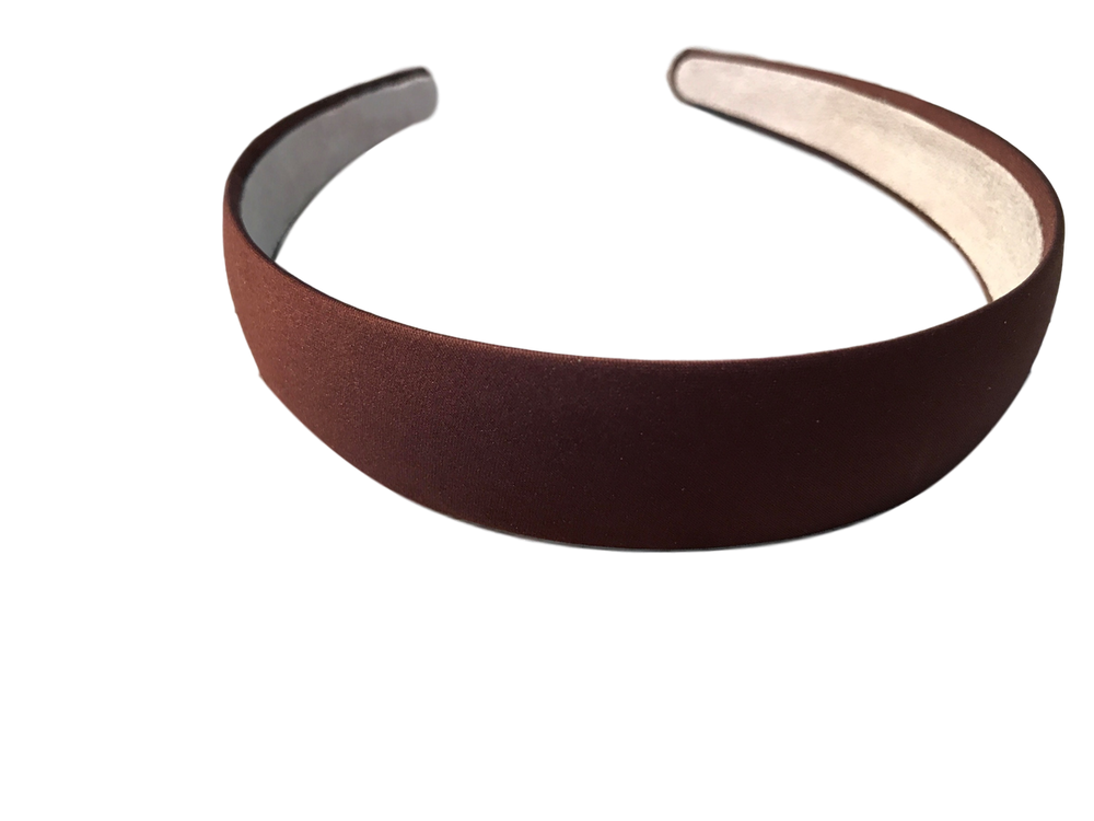 Satin Covered HB - Brown