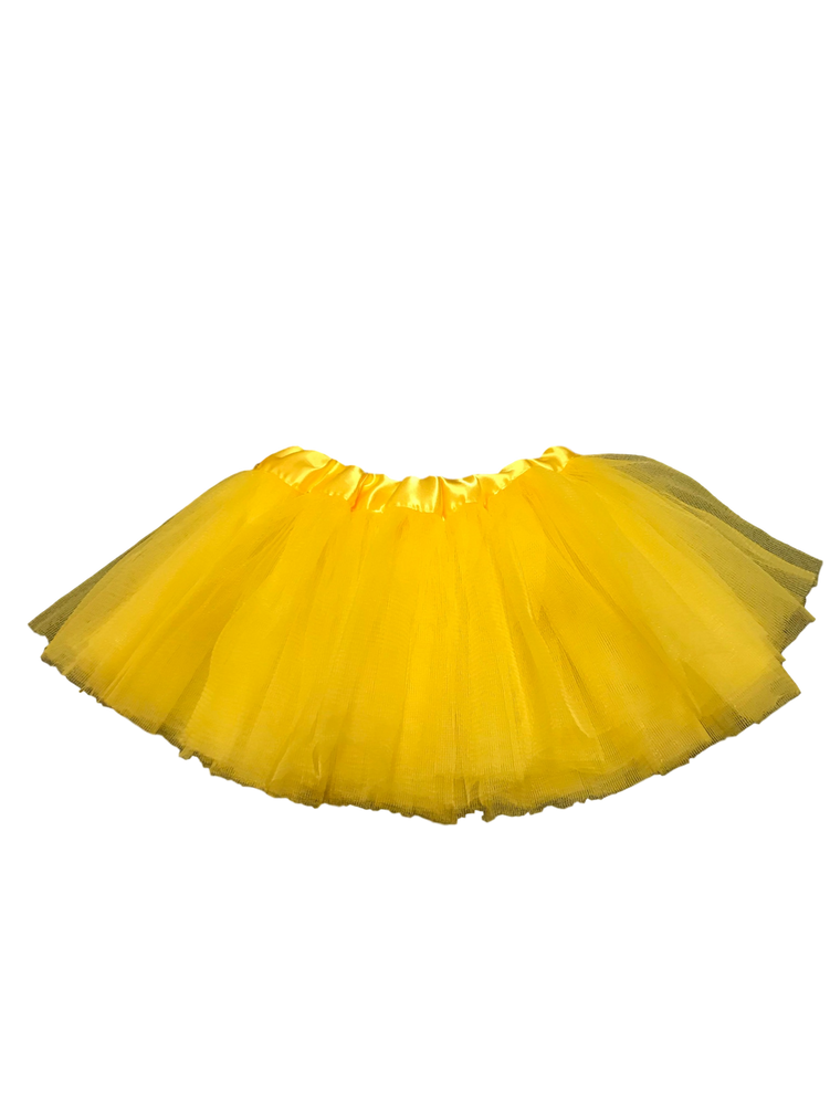 Yellow Baby Tutu