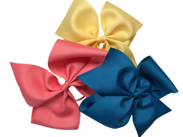 XL Band Bow - Solid