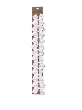 Toddler Quick Strip - All White Includes 12 White Toddler Clips