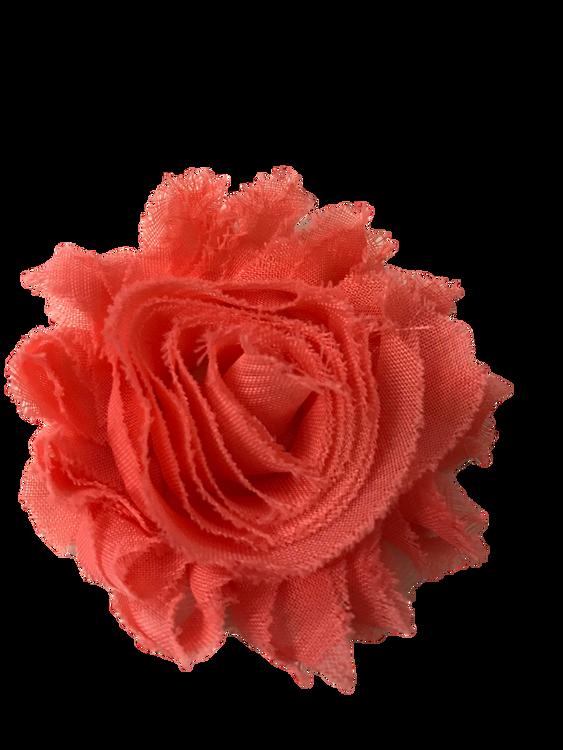 Shabby Chic Flower Clip