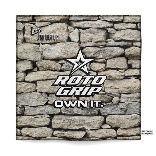 Roto Grip Stone Sublimated Towel