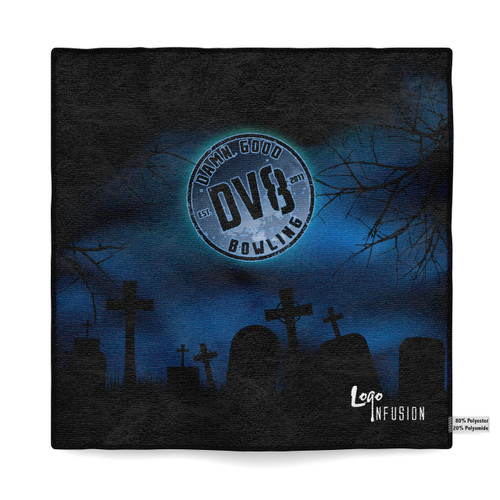 DV8 Blue Graveyard Sublimated Towel