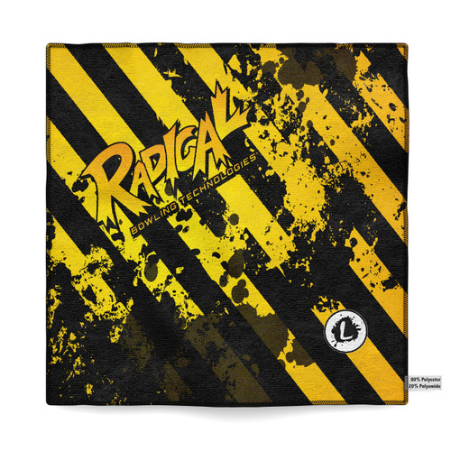 Radical Dye Sublimated Towel Style 0243