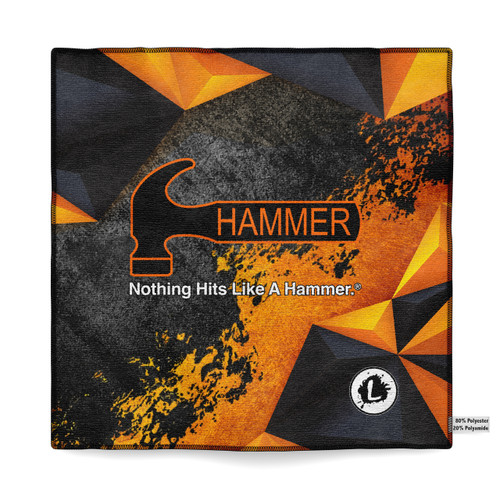Hammer Sublimated Towel Style 0242