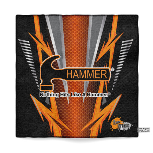 Hammer Urban Sublimated Towel