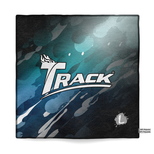 Track Splats Sublimated Towel