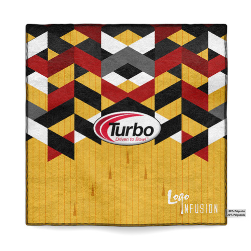 Turbo Lane-Bed Sublimated Towel