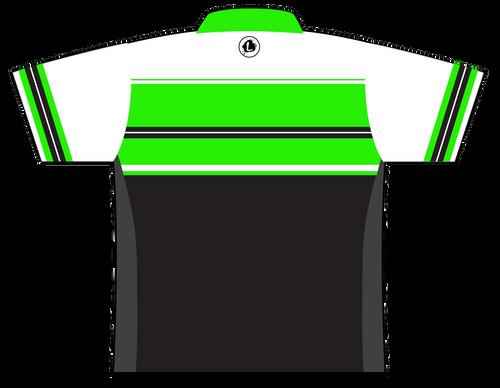 February TAT 2017 Green Dye Sublimated Jersey
