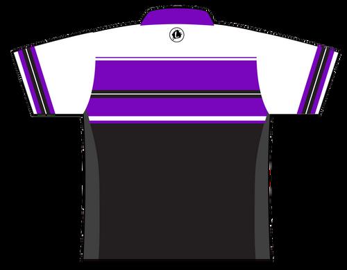 February TAT 2017 Purple Dye Sublimated Jersey