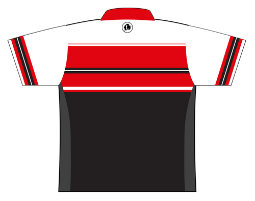 February TAT 2017 Red Dye Sublimated Jersey