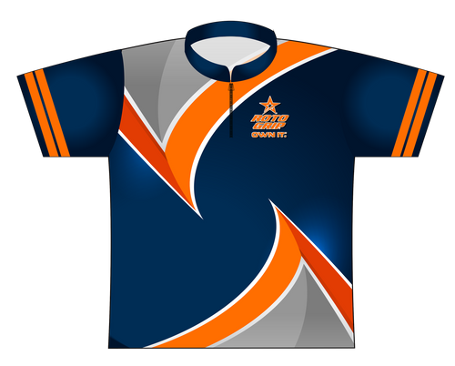 Roto Grip EXPRESS Dye Sublimated Jersey Style 0134