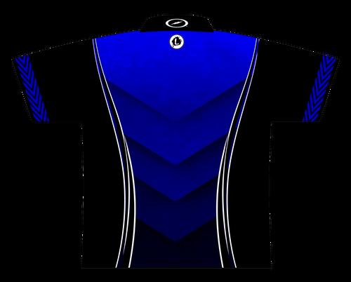 July TAT 2017 Blue Dye Sublimated Jersey