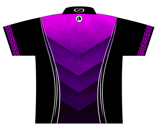 July TAT 2017 Purple Dye Sublimated Jersey