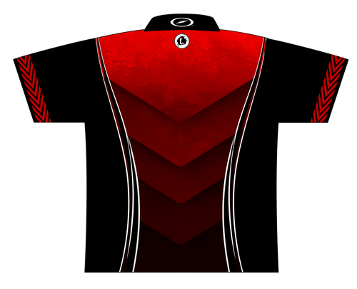 July TAT 2017 Red Dye Sublimated Jersey