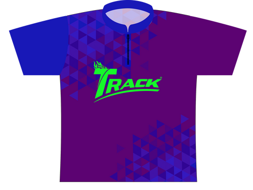 Track Dye Sublimated Jersey Style 0142