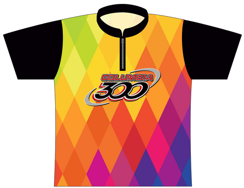 Columbia 300 Dye Sublimated Jersey Style 0144