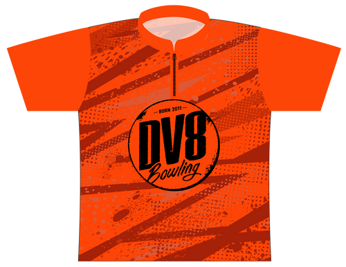 DV8 Dye Sublimated Jersey Style 0147
