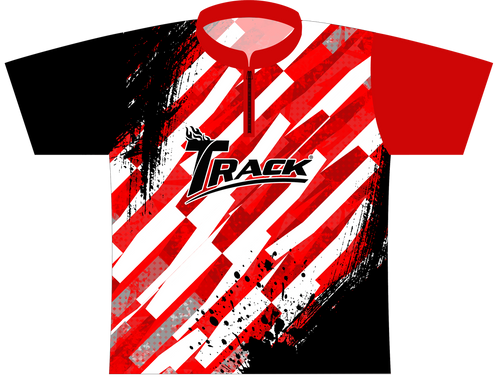 Track Dye Sublimated Jersey Style 0156