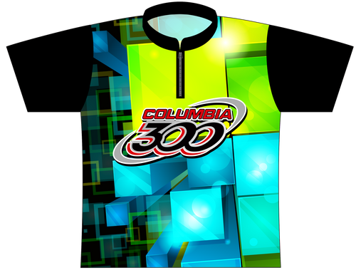 Columbia 300 Dye Sublimated Jersey Style 0162