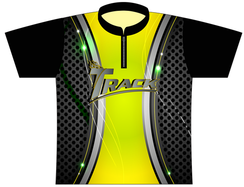 Track Dye Sublimated Jersey Style 0166