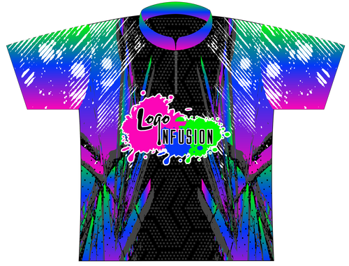 Logo Infusion EXPRESS Dye Sublimated Jersey Style 0178