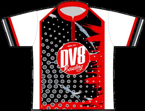 DV8 Dye Sublimated Jersey Style 0193