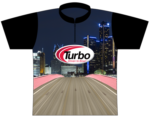 Turbo Dye Sublimated Jersey Style 0200