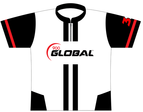 900 Global Dye Sublimated Jersey Style 0157