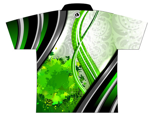 Junior Gold Dallas 2018 - Official Dye Sublimated Jersey - JG18_033