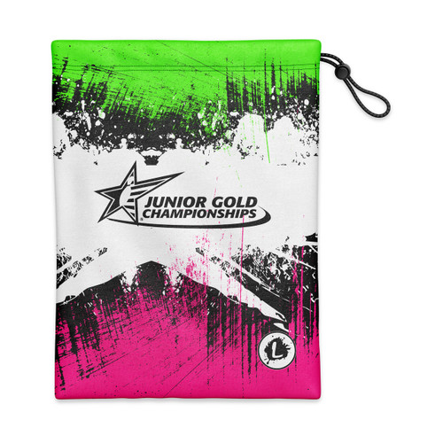 Junior Gold Dallas 2018 - Official Dye Sublimated Shoe Bag - JG18_032SB