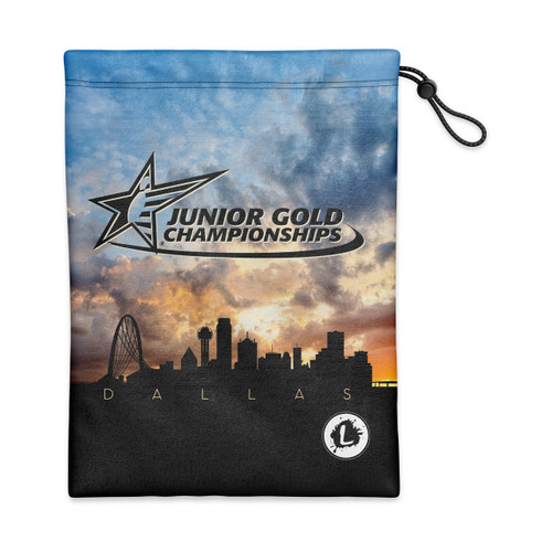 Junior Gold Dallas 2018 - Official Dye Sublimated Shoe Bag - JG18_039SB