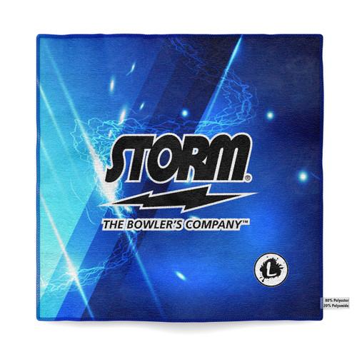 Storm Bolt Sublimated Microfiber Towel - 0253STMT