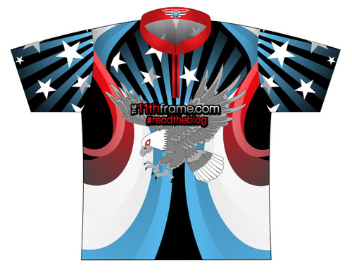 11thFrame.com Style 4 Dye Sublimated Jersey