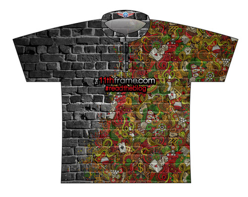 11thFrame.com Style 6 Dye Sublimated Jersey