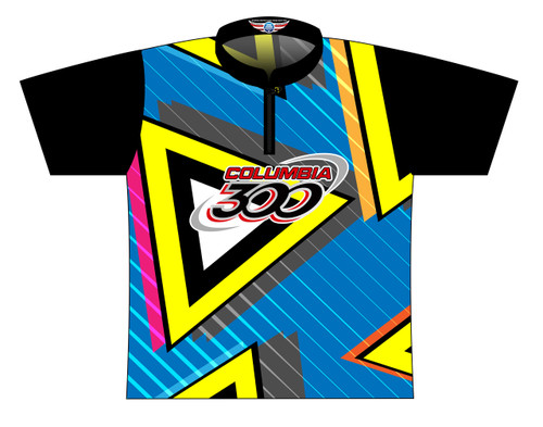 Columbia 300 Dye Sublimated Jersey Style 0314