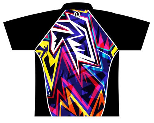 Radical Dye Sublimated Jersey Style 0341