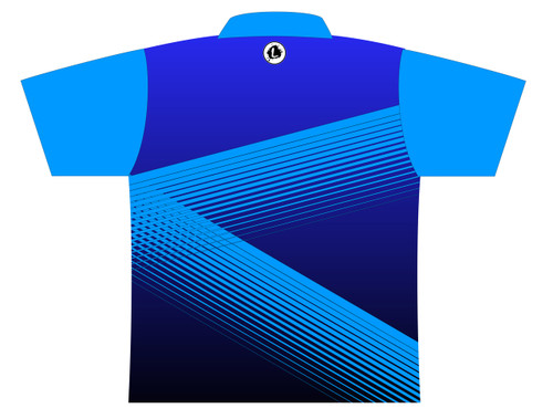 Track Dye Sublimated Jersey Style 0342