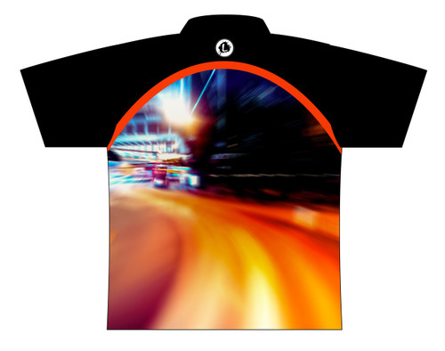 Track Dye Sublimated Jersey Style 0347
