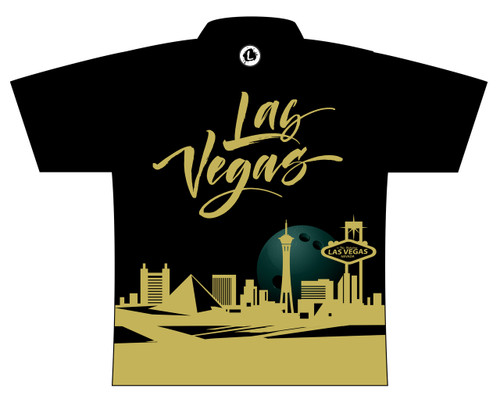 Las Vegas Dye Sublimated Jersey Style 0279