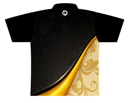 Ebonite EXPRESS Dye Sublimated Jersey Style 0326